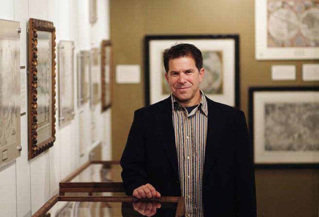 Portrait of Barry Ruderman