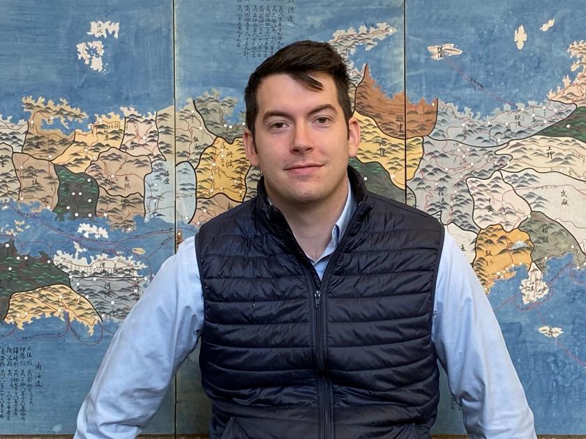 Portrait of Alex Clausen